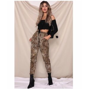 ed680a0af319d Women Leather Pants Babe on Poshmark